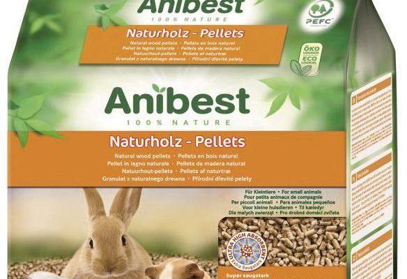 10 l  Podestýlka z dřevěných pelet EPN Anibest