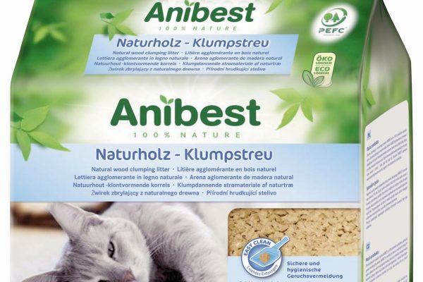 10 l  Přírodní podestýlka pro kočky GHK Anibest